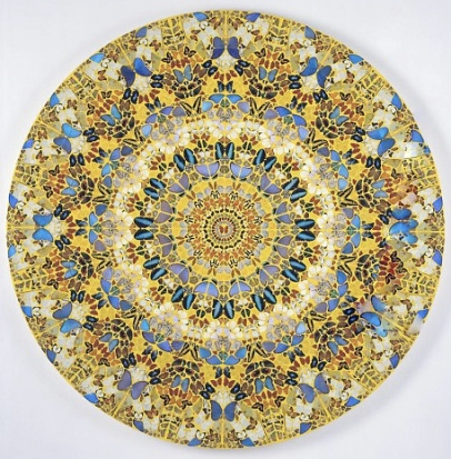 poderes unidos - Damien Hirst