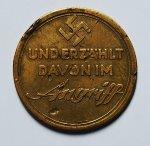 poderes unidos - Medalla Nazi Sionista2