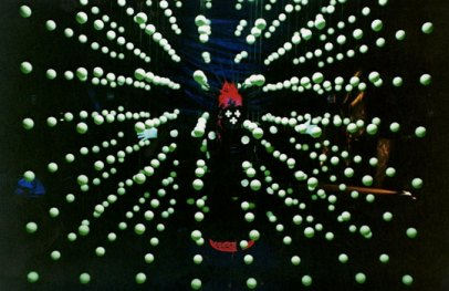 poderes unidos - Marcus Amerman_TechnoShamanEntityperformance 1997