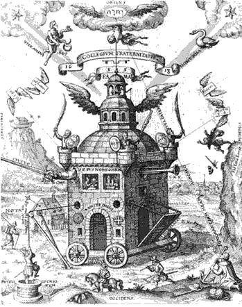 poderes unidos - templo de la Rosa Cruz