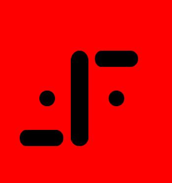 poderes unidos - V logo