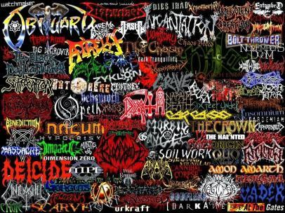 poderes unidos - logos bandas Death Metal_01
