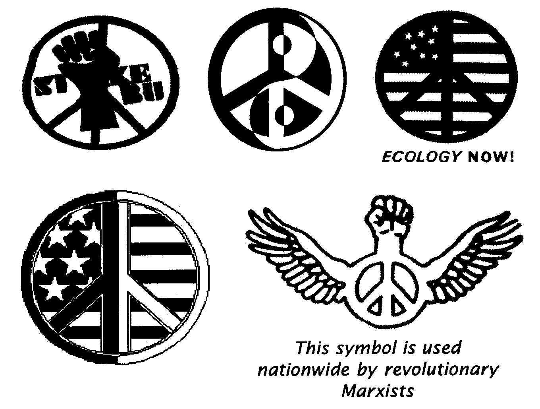 Símbolo de la paz « PoderesUnidos:ARCHIVO