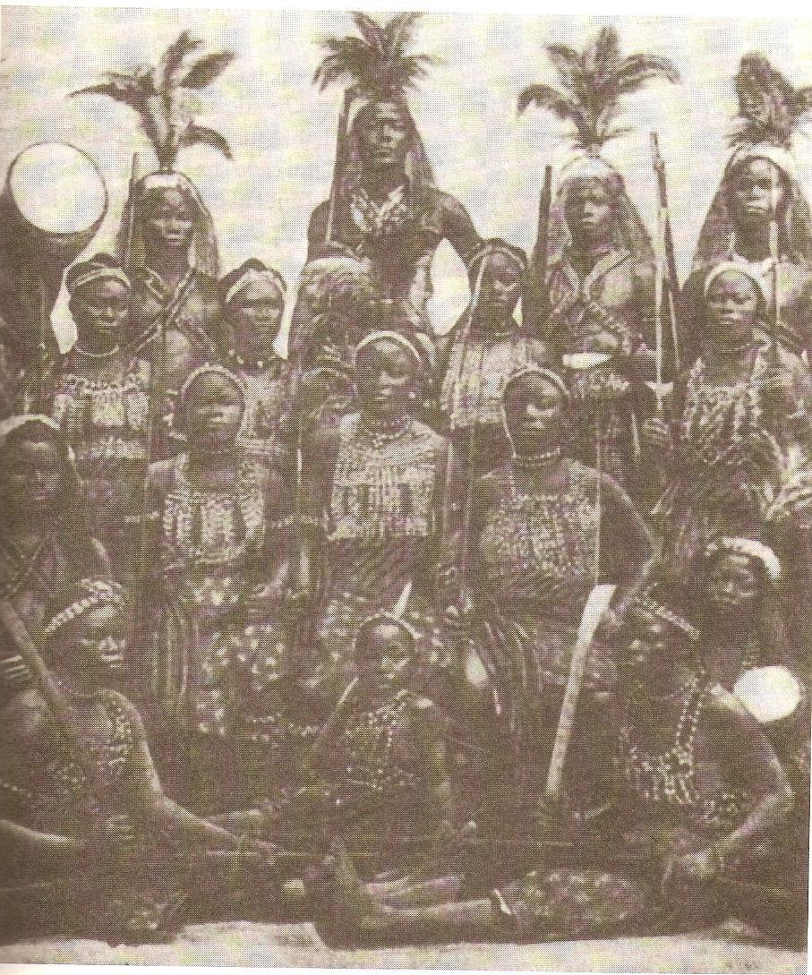 Amazonas Dahomey « PoderesUnidos: