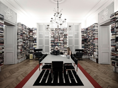 Poderes Unidos - Karl Lagerfeld house_03
