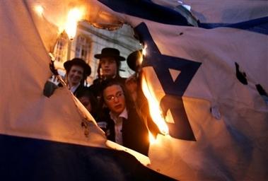 APTOPIX MIDEAST ISRAEL PALESTINIANS INDEPENDENCE DAY