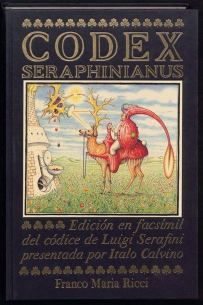 Poderes Unidos - Codex Seraphinianus_00