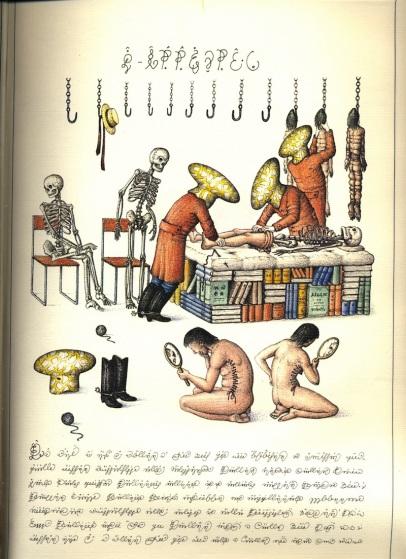 Poderes Unidos - Codex Seraphinianus_05c