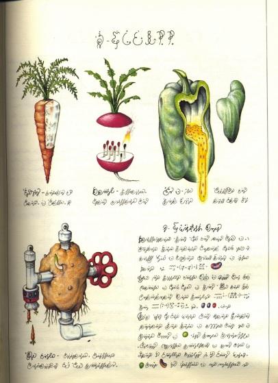 Poderes Unidos - Codex Seraphinianus_05k
