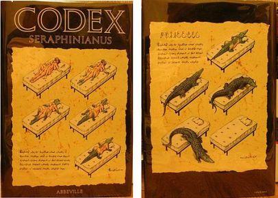 Poderes Unidos - Codex Seraphinianus_09