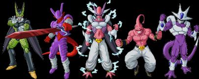 Poderes Unidos-Fusión Dragon Ball-02
