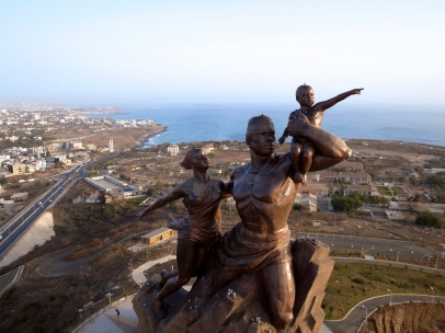 PoderesUnidos - The African Renaissance Monument (Senegal)_01b